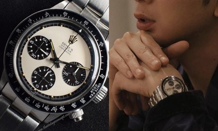premium selection c835d 7e817 ロレックスをつける男性の芸能人、有名人! | 大人の腕時計
