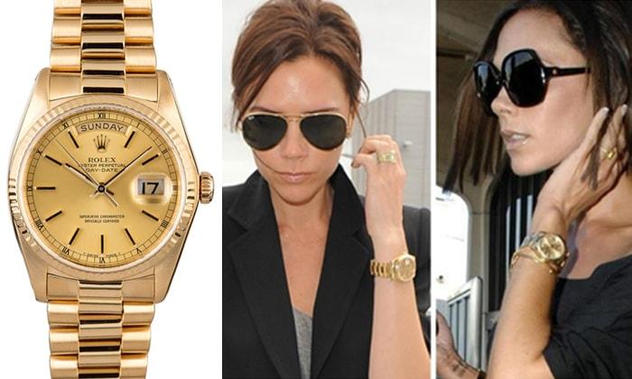 finest selection 4b023 f32c5 ロレックスをつける女性の芸能人、有名人! | 大人の腕時計