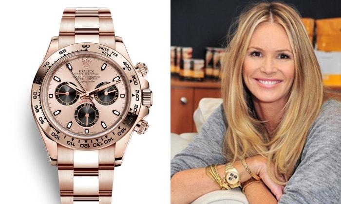 finest selection 8ac6e 2d440 ロレックスをつける女性の芸能人、有名人! | 大人の腕時計