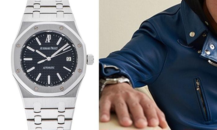 san francisco e7793 44f5b オーデマ・ピゲを愛用する男性芸能人、有名人 | 大人の腕時計