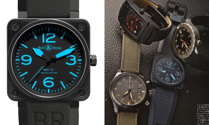BR01-92 BLUE