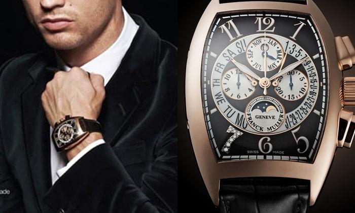 factory authentic f38f7 25ae5 フランクミュラーを愛用する男性芸能人、有名人 | 大人の腕時計