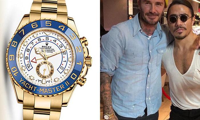 ヨットマスターを愛用する男性芸能人、有名人 | 大人の腕時計
